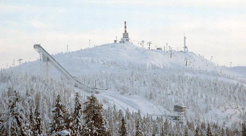 The Ruka centre will be the first ski centre in Finland to organise Ski Pride next April. (Sauli Antikainen / Yle)