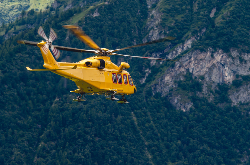 An Agusta Westland AW139 (pictured above) vastly underperformed when called to an emergency in Arctic Sweden last month reports investigative news program Uppdrag Granskning. (iStock)