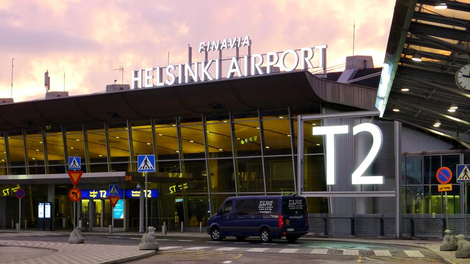 The UK-based airline and airport review and ranking website Skytrax listed Helsinki Airport as the 15th best airport in the world overall and the best in northern Europe. (Kalevi Rytkölä / Yle)
