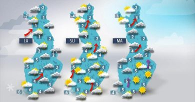 Warmer weather is on the way for Easter. (Yle)