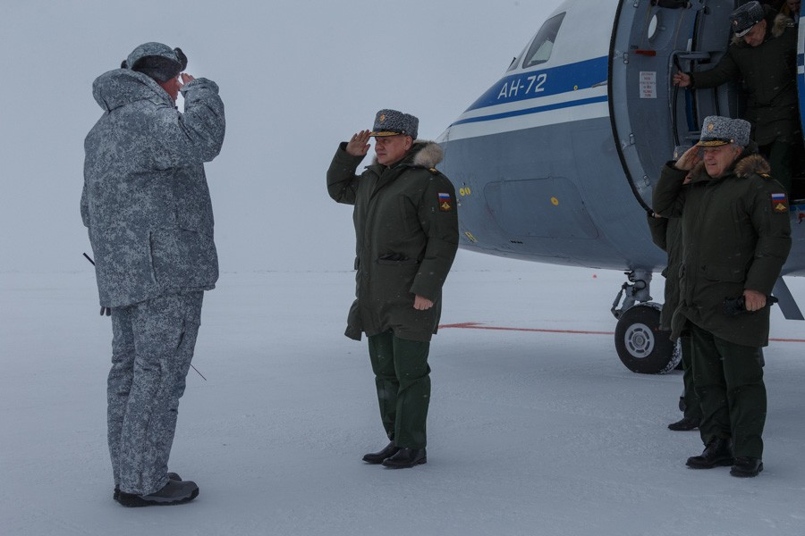 Fighter jets for Russia's new Arctic base – Eye on the Arctic