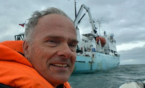 Arild Moe is an expert on Russian petroleum resources in the Arctic. (Thomas Nilsen/The Independent Barents Observer)
