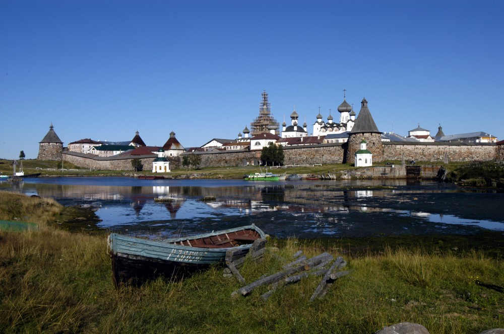 Solovki in the White Sea. (Thomas Nilsen/The Independent Barents Observer)