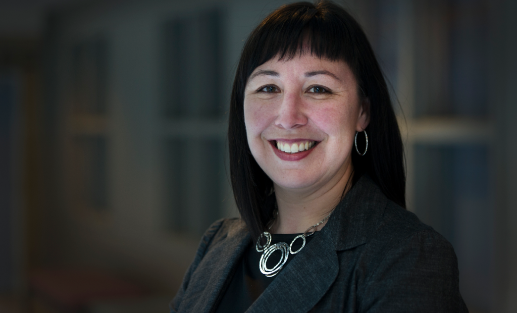 Making sure communities are full partners in any research being done in Nunatsiavut is key, says Catharyn Andersen, Memorial University's special advisor to the president on Aboriginal affairs. (Courtesy of Memorial University)