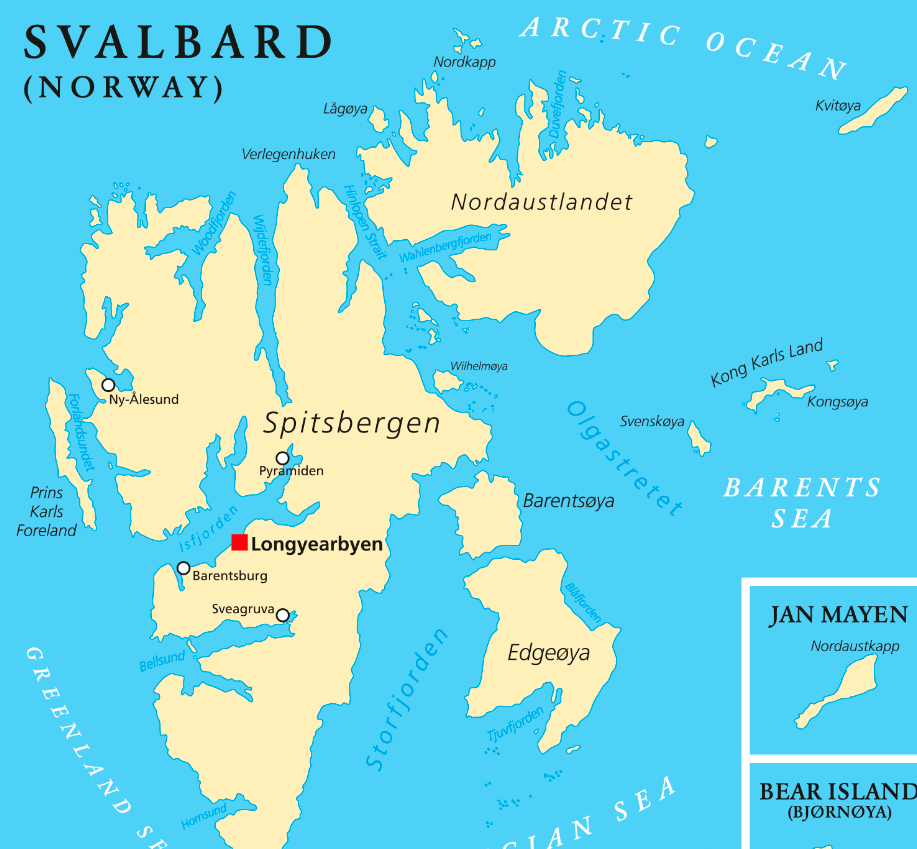 Deal protects Arctic waters around Svalbard Norway from fishing