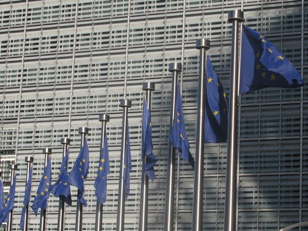 EU headquarters in Brussels. The Arctic is high on the European Union's foreign policy agenda. The EU Council just published new Conclusions on the Arctic.(Irene Quaile/Deutsche Welle)