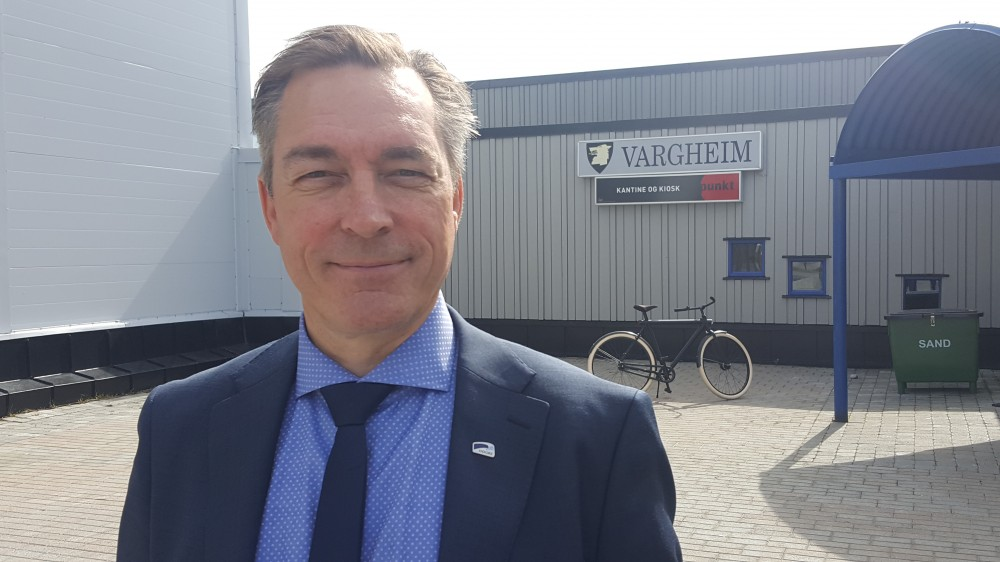 Frank Bakke-Jensen represents Finnmark county and the Conservative Party in the Storting, Norway's Parliament. (Thomas Nilsen/The Independent Barents Observer)