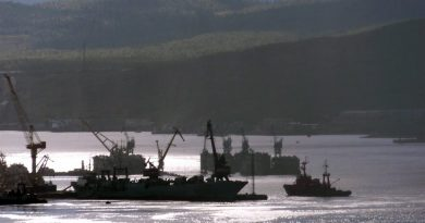 The northern port of Murmansk in Kol'skiy (Kola) peninsula on the Barents Sea has been excluded from the application of requirements of IMO's Polar Code. (Alexander Nemenov/AFP/Getty Images)