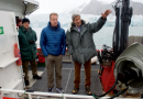 John Kerry travels to Arctic Norway to witness climate impacts