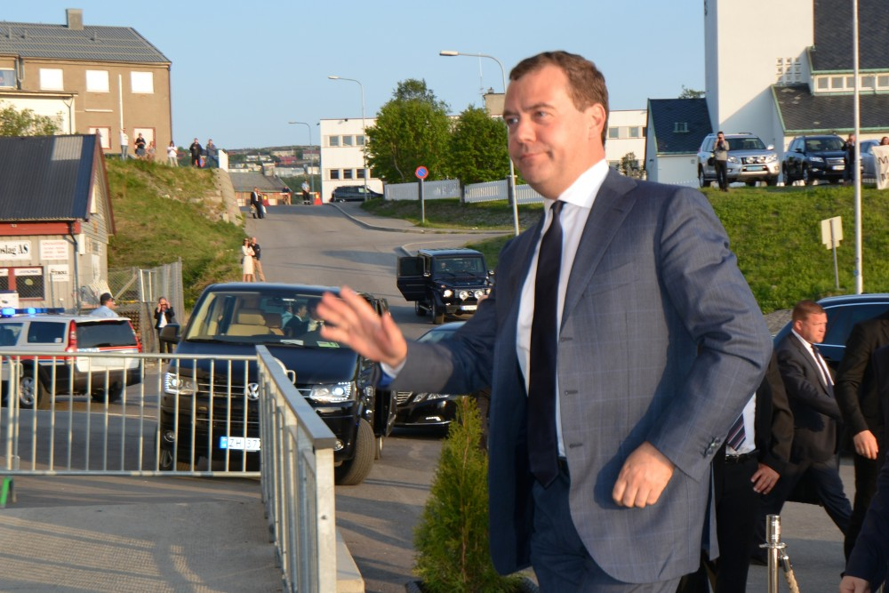 Independent NGOs are unlikely to be part of Prime Minister Dmitry Medvedev's action plans for Russia's 2017 Year of Environment. (Thomas Nilsen / The Independent Barents Observer)