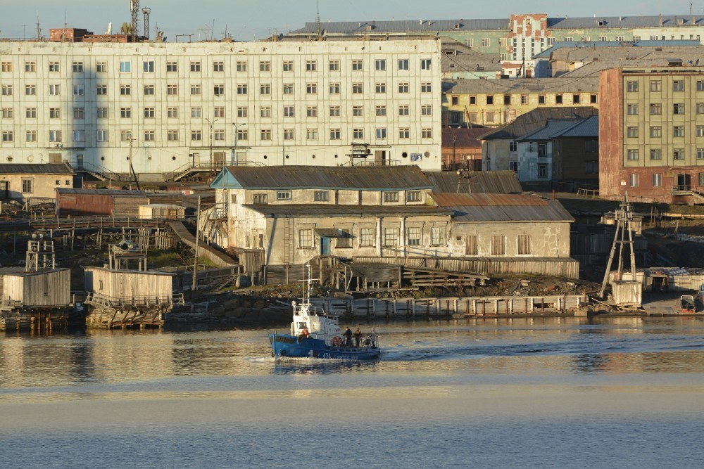The future of Dikson, Russia on the agenda. (Thomas Nilsen/The Independent Barents Observer)