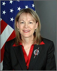 Mary Warlick is Principal Deputy Assistant Secretary of State, Bureau of Energy Resources. (Photo: State.gov)