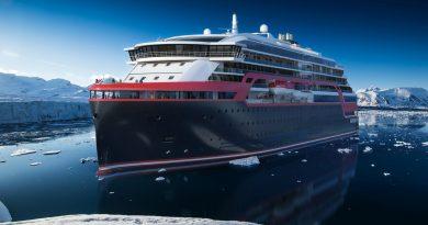 Take a peek at Hurtigruten's new polar vessels