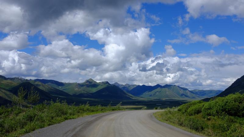 Big sky country. (Mia Bennett)