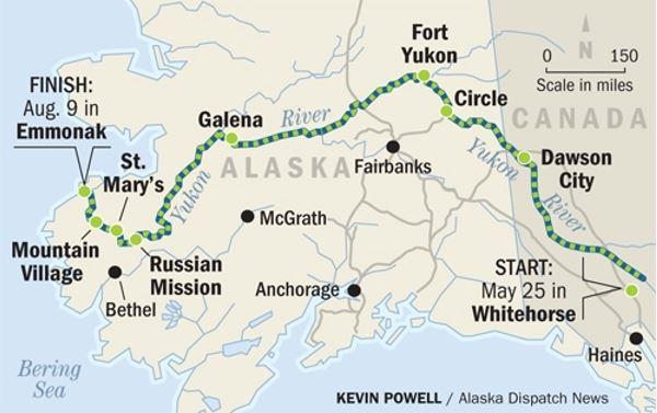 Denis Morin map