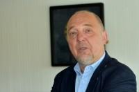 Rune Rafaelsen is Mayor of Kirkenes. (Thomas Nilsen)