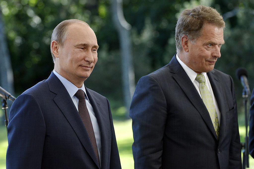 Putin, Niinistö