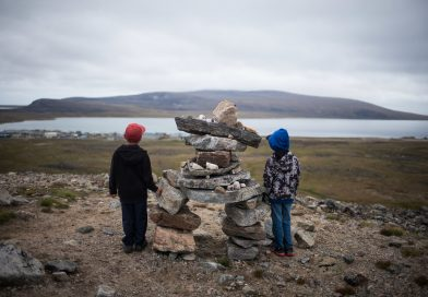 Greenpeace report calls on Nunavut to shun resource development in favour of sustainable projects