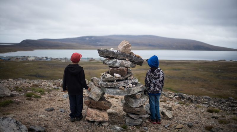Key sustainable development sectors for Nunavut include human capital, renewable energy, culturally sensitive Indigenous tourism, and global leadership in sustainable fisheries management, says a Greenpeace report. (Greenpeace)