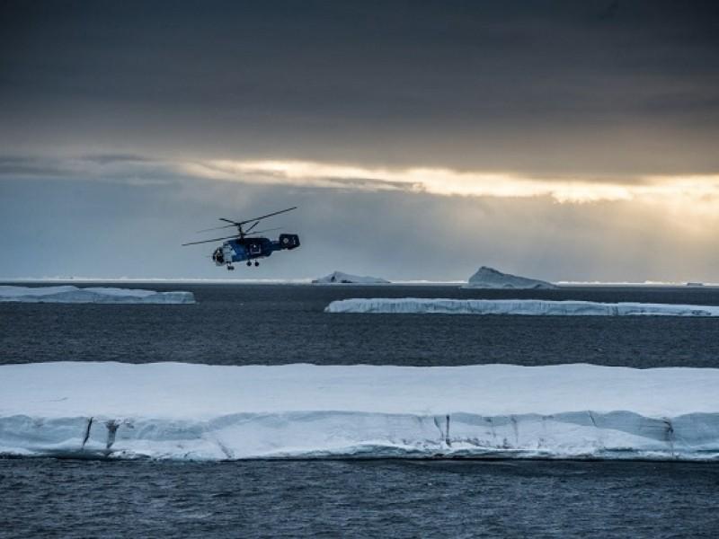Rosneft explores Arctic waters. (Rosneft.ru)