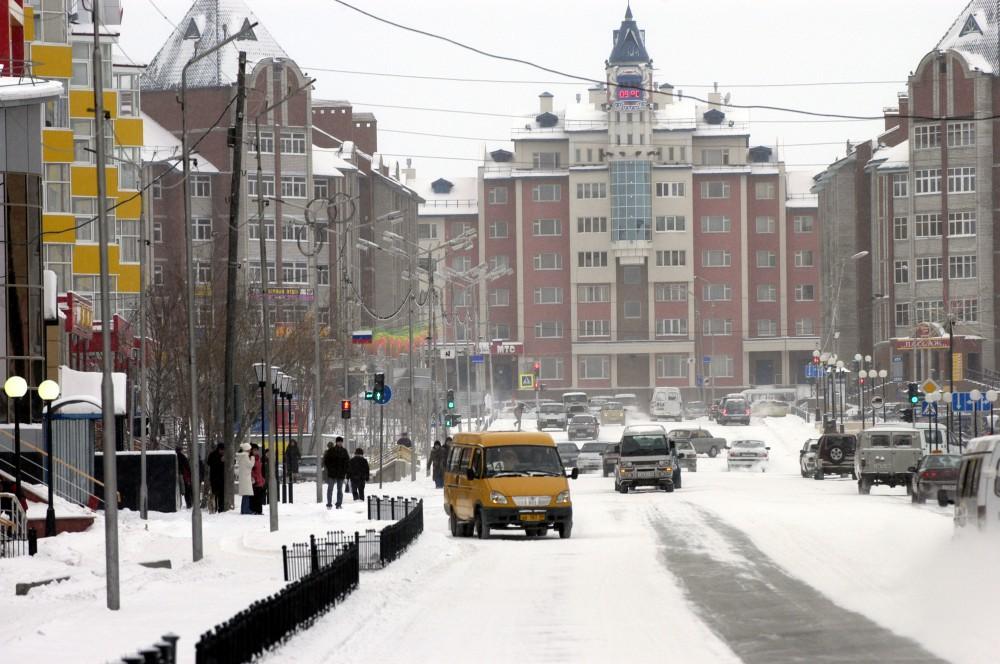 Salekhard is the capital of Yamlo-Nenets Autonomous Okrug. (Thomas Nilsen/The Independent Barents Observer)