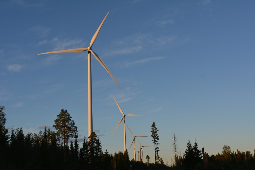 Swedish generation capacity is estimated to grow by 467 MW in the course of 2016.(Atle Staalesen)