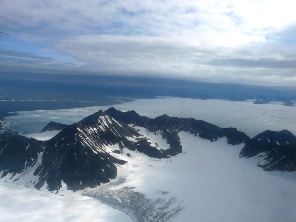 Greenland's ice holds many secrets. (Irene Quaile/Deutsche Welle)