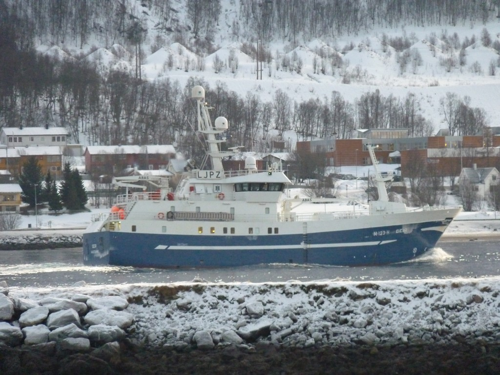 Arctic shipping needs regulation locally and globally. (Irene Quaile/Deutsche Welle)