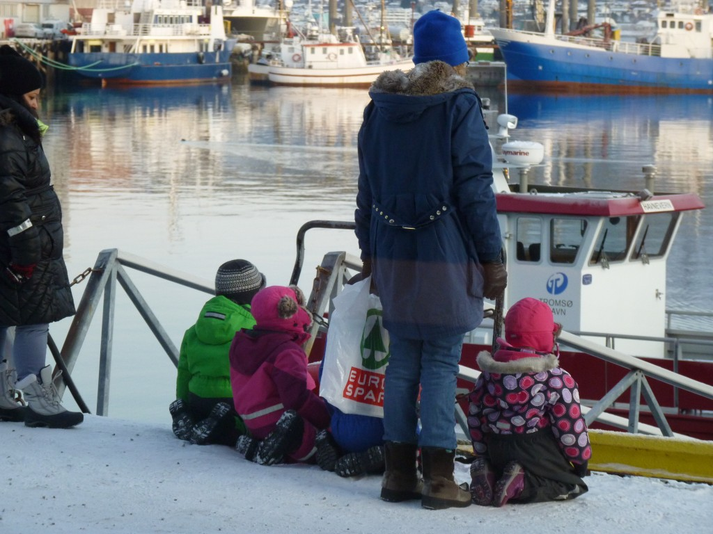 Arctic development means jobs for the next generation. But can the fragile environment cope? (Irene Quaile/Deutsche Welle)