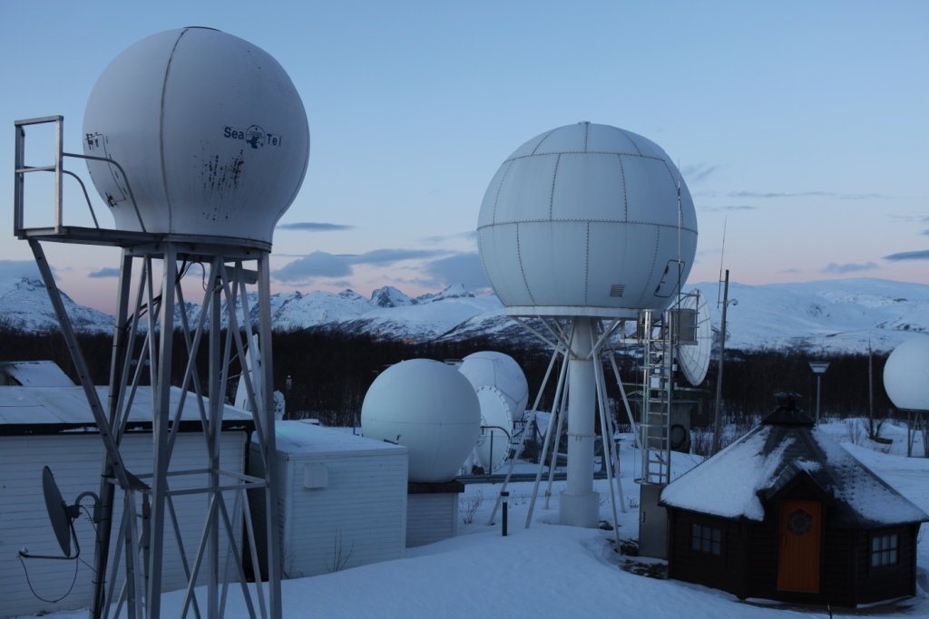 Satellite data is revolutionizing our knowledge of ice. (Irene Quaile/Deutsche Welle)