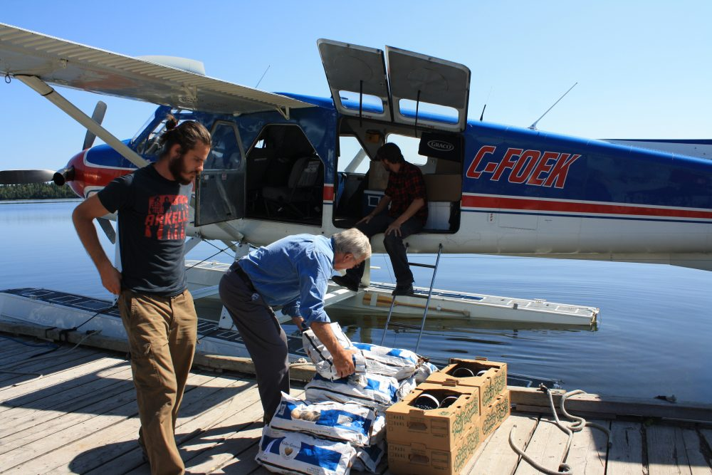 Shipping costs to remote northern communities are high. (Serena LeBlanc)