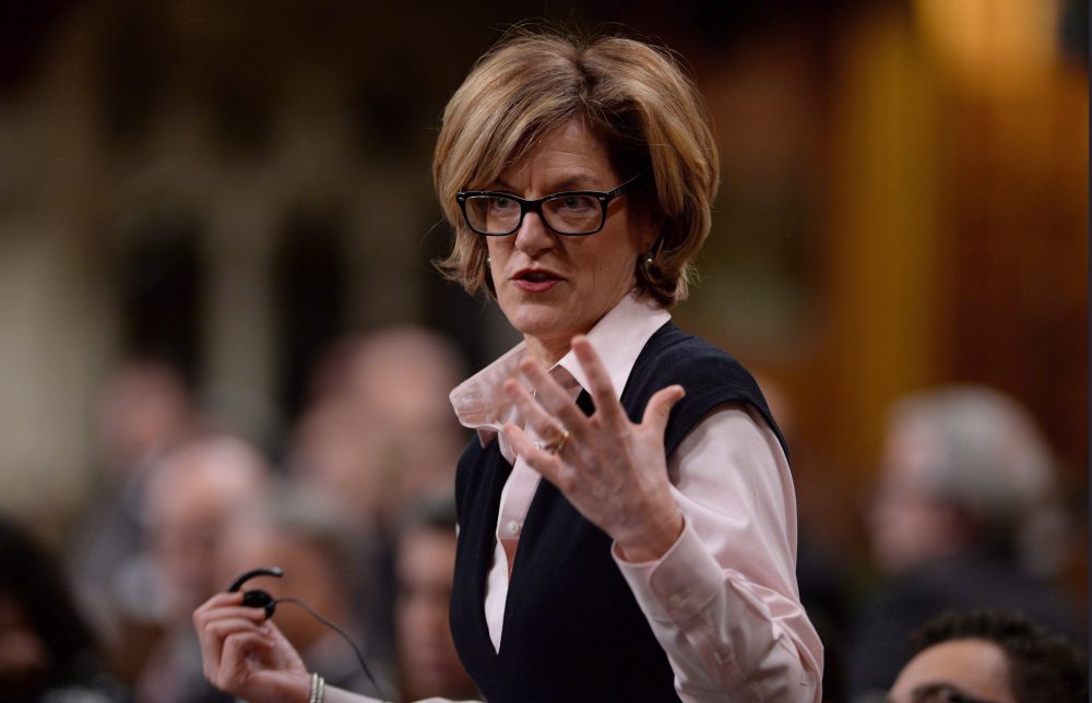 Liberal MP Pam Goldsmith-Jones says Canada and Russia will hold a joint conference on Arctic co-operation next month in Ottawa, despite differences over Syria and Ukraine. (Sean Kilpatrick / THE CANADIAN PRESS)