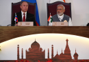 A role for India in Russian Arctic