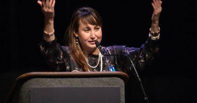 Alaska Federation of Natives speaker calls for movement of Native power