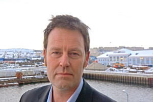 Nils Bøhmer with the Bellona Foundation. (Thomas Nilsen / The Independent Barents Observer)