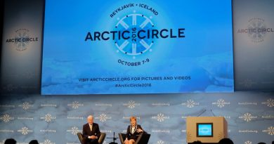 Blog: Scotland's First Minister – We're closer to the Arctic than London