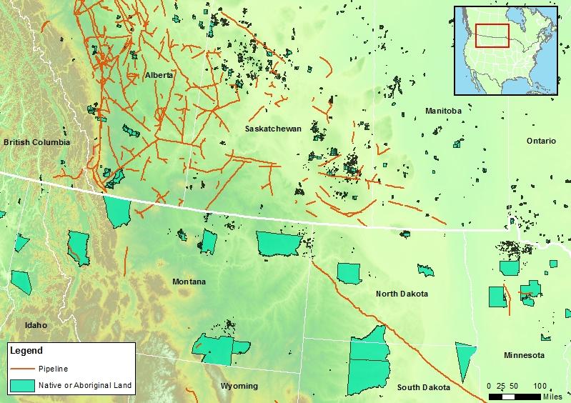 Blog Five Ways The Dakota Access Pipeline Affects The