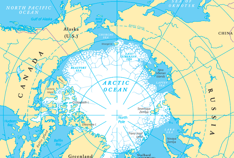 Canada and the U.S. also announced on Tuesday that they're working to identify sustainable shipping lanes throughout their connected Arctic waters. (iStock)