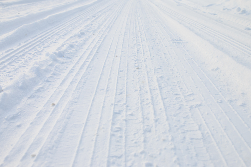 Audi last winter hired a contractor to build a frozen track on the tundra outside Deadhorse — an industrial hub for the Slope oil fields — to test acceleration, anti-lock braking and other vehicle systems on the ice. (iStock)