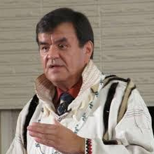 """""""We no longer want to have traditional knowledge incorporated into western science, we want to be full partners,"""" says Larry Merculieff. (Courtesy Larry Merculieff)"""