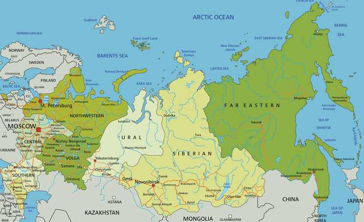 Russia's northernmost military base, located at the 75th parallel, has been declared ready for operation. (iStock)