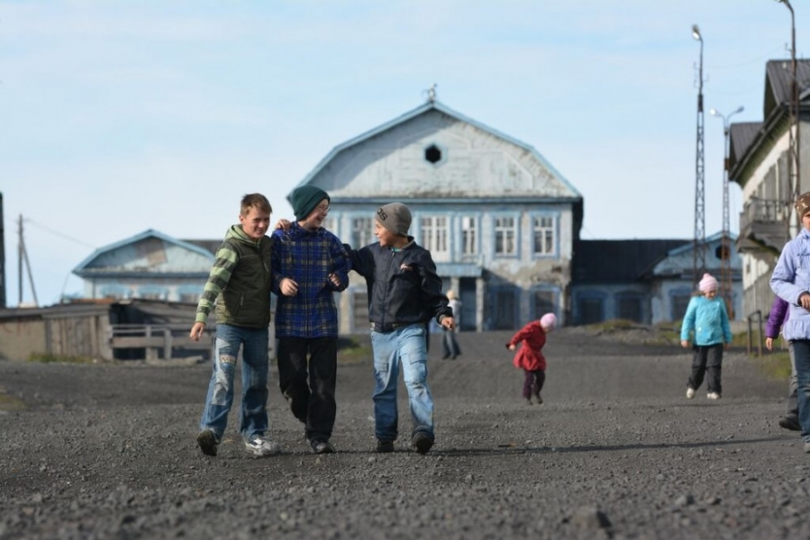 Today, there are less than 500 inhabitants in Dikson. In 1985, there were around 5000. (Thomas Nilsen/The Independent Barents Observer)