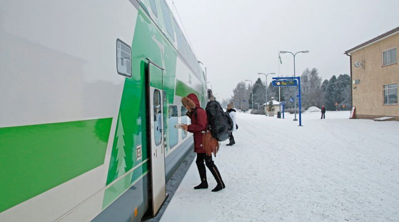 trains-to-northern-finland-fully-booked-as-easter-travel-begins
