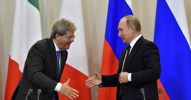 Italian company remains committed to Russian Arctic drilling