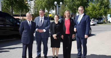 Canada takes part in EU meeting on Arctic policy