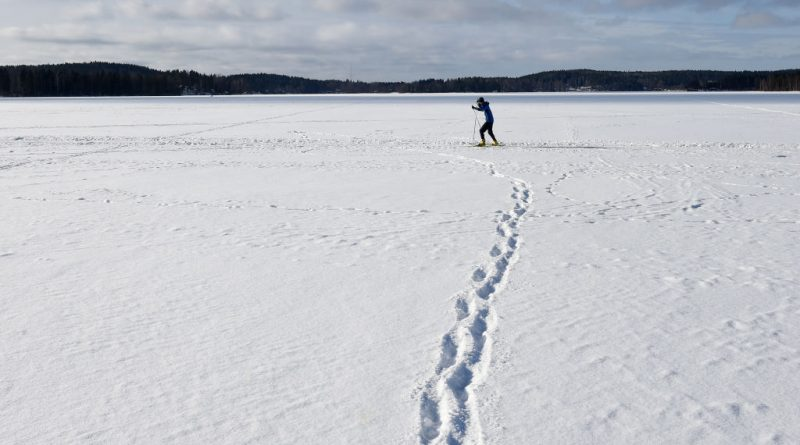 summer-surprise-snow-in-northern-finland-prompts-ski-resort-to-reopen