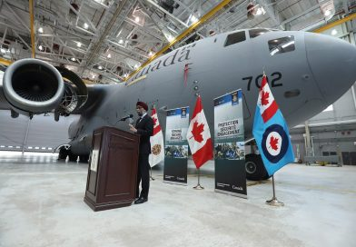 Surveillance and search and rescue top Canada's Arctic defence priorities