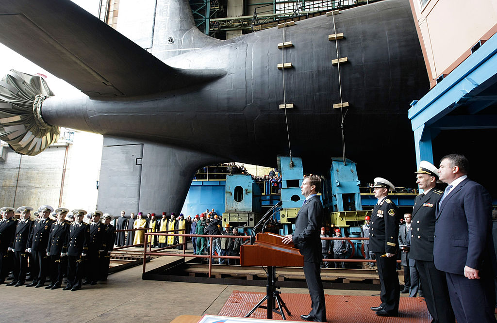 russian-company-announces-keel-laying-of-nuclear-sub-for-arctic-water