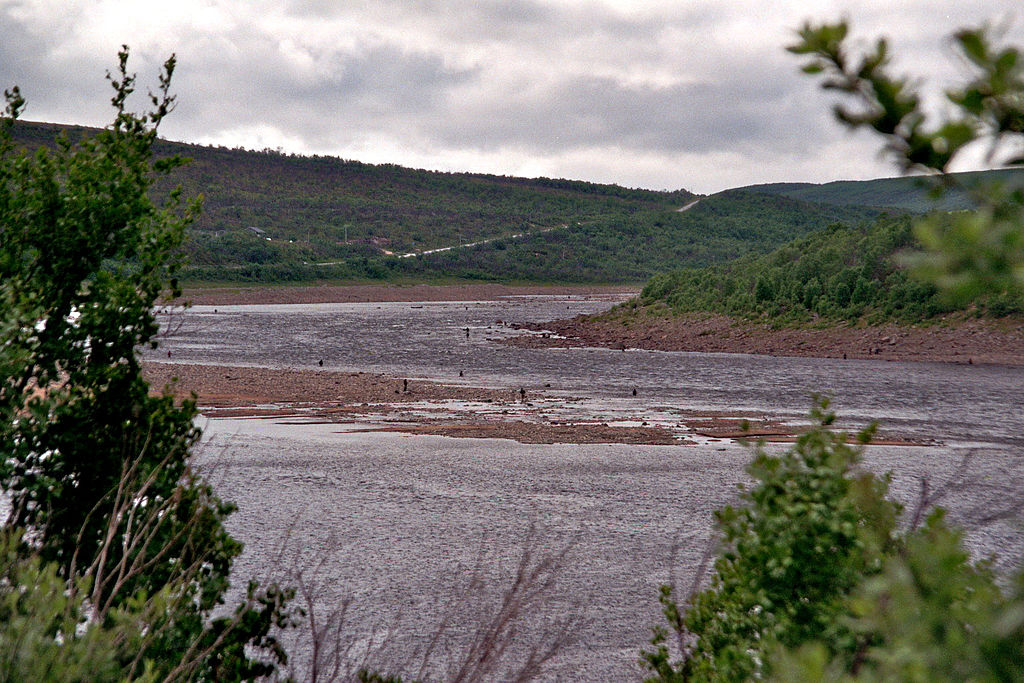 sami-group-occupies-island-to-protest-fishing-rules-in-northern-finland-river