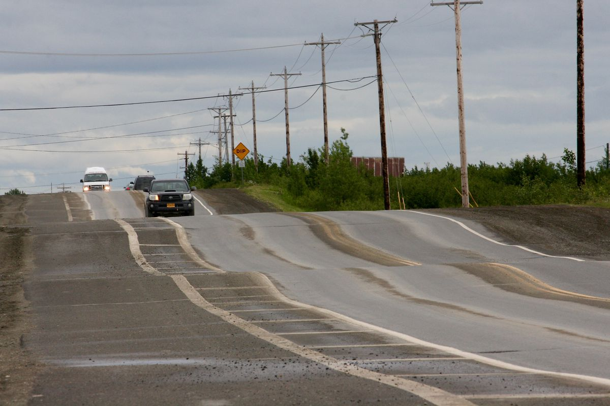 the-permafrost-is-dying-bethel-alaska-sees-increased-shifting-of-roads-and-buildings